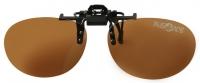 Насадка поляризационная на очки (Рыболов)