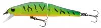 """Воблер JOINT MINNOW 70F """"Chartreuse Tiger"""" (Cormoran), 7.0см, 5.4гр"""