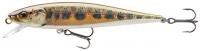 """Воблер MINNOW N35 """"Baby brown trout"""" (Cormoran), 8.5см, 7.0гр"""