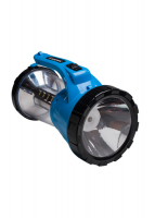 """Фонарь-светильник аккумуляторный """"Космос 2008M-LED_SOL 1WLED+20LED"""", солнечная панель, 4В, 1.2А.ч"""
