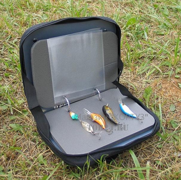 Рыболовная коробка для приманки своими руками 3