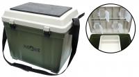 Ящик для зимней рыбалки (Рыболов), 450х350х370мм