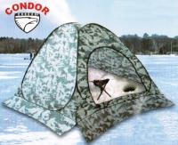 Палатка зимняя для рыбалки Condor (без дна) 180x180x150см