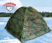 Палатка зимняя для рыбалки Condor (c дном) 200x200x170см