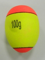 Поплавок мягкий 100гр.