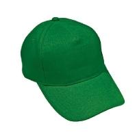Бейсболка тёмно-зеленая