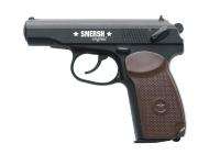Пневматический пистолет Smersh H1 ПМ с блоубэком (пистолет Макарова)