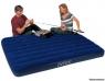 Матрас-кровать 152х203х22см темно-синий 68759