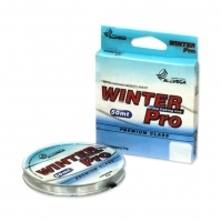 Леска поводковая Allvega «Winter Pro» 50м, прозрачная