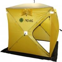 Палатка для зимней рыбалки Prival Сахалин 2, 150х150х170 см